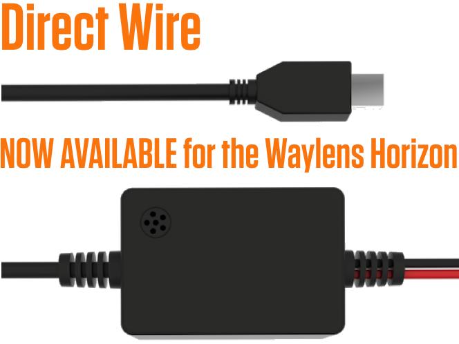 The Waylens Horizon Direct Wire - Horizon Accessories - Waylens Forum